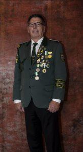 Bataillonspressewart Eberhard Graw